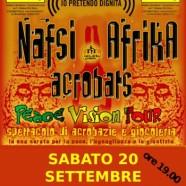 NAFSI: sono a Roma gli acrobati degli slum di Nairobi