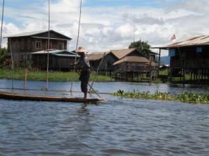 pescatore birmano (foto di Roberto Dati)