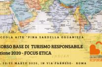 Torna il corso-base di AITR! A Roma dal 20 al 22 marzo